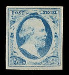 Stamps of the Netherlands NVPH 0001.jpg
