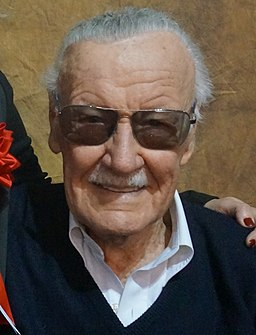 Stan Lee December 2016