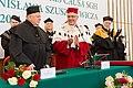 Stanisłau Szuszkiewicz - doctor honoris causa SGH 2.jpg