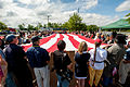 Star Spangled Banner National Historic Trail in Bladensburg Ribbon Cutting (14379595611).jpg