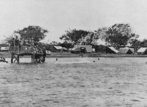 Maroochydore - Camping, 1932