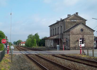 Cómo llegar a Station Gavere-Asper en transporte público - Sobre el lugar