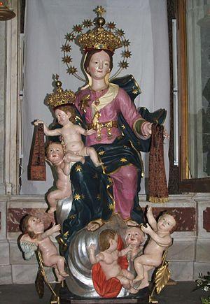 Our Lady of Mount Carmel - Our Lady of Mount Carmel, Palmi