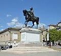Statue du Général Dufour, place Neuve, Genève.jpg