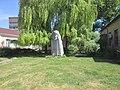 Statue of Davit Guramishvili 2019 (2).jpg