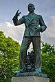 Statue of Floyd B. Olson, North Minneapolis 2017-08-02 - 4.jpg