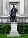Statue of James II, Trafalgar Square 02.JPG
