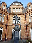 Statue of Yuri Gagarin at the Royal Observatory in Greenwich.jpg
