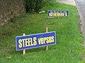 Steels Versus ... Rotherham United - geograph.org.uk - 1033787.jpg