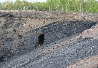 Stellarton - Foord Coal Seam