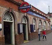 Stepney Green Station