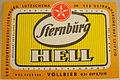 Sternburg Hell Etikett II der Sternburger Brauerei.jpg