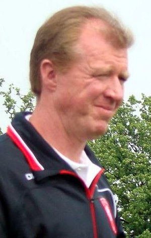 Steve McClaren - McClaren as manager of FC Twente in 2012