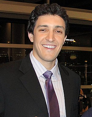 Steve Mears - Steve Mears in 2012