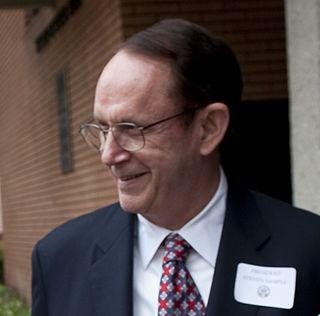 Steven Sample President of the University of Southern California