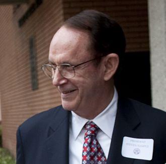 Steven Sample - Sample in 2010.