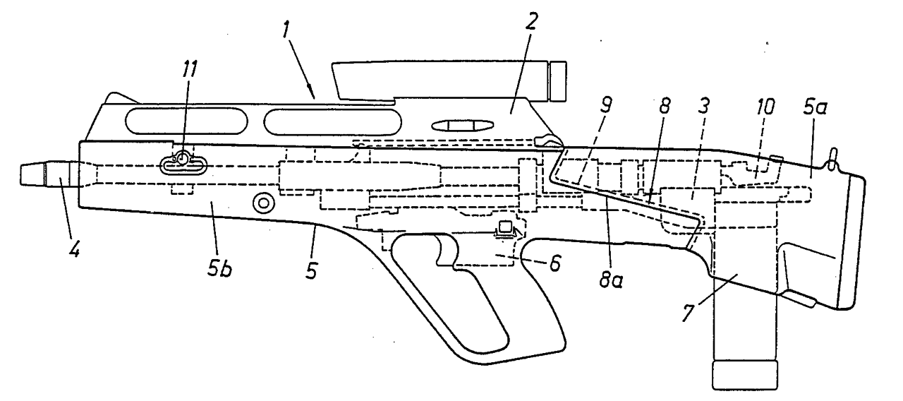 colt python schematic