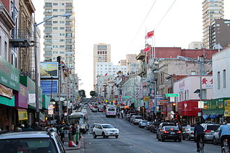 Chinatown, San Francisco - Stockton Street