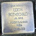 Stolperstein Delmenhorst - Edith Rothschild (1911).jpg