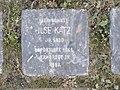 Stolperstein Ilse Katz, 1, Hinterstraße 51, Bad Wildungen, Landkreis Waldeck-Frankenberg.jpg