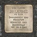 Stolperstein Schwarzburgstrasse 51 Jan Laurinec.jpg
