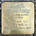 Stolperstein Selma Simon (Gießener Straße 9 Pohl-Göns).jpg