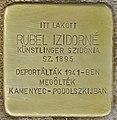 Stolperstein für Rubel Izidorne.jpg