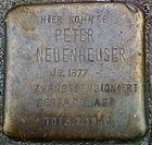 Stolperstein peter neuenheuser.jpg