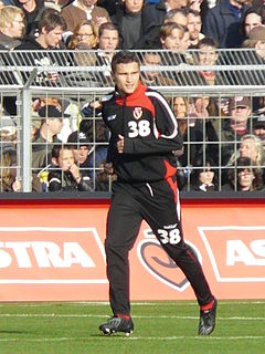Adam Straith Canadian association football player