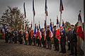 Strasbourg nécropole nationale de Cronenbourg cérémonie 1er novembre 2013 12.jpg