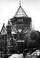 Strasbourg synagogue quai Kléber après incendie 1940.jpg