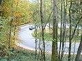 Strassenschleife am Langenberg (Road Bend on Langenberg) - geo.hlipp.de - 14744.jpg
