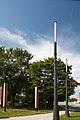 Street Lamp Art Reflexion Maisonneuve Street GatineauArt Reflexion Maisonneuve Street Gatineau (39094488300).jpg