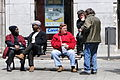 Street Scene in Working Class Quarter - Madrid - Spain - 01.jpg