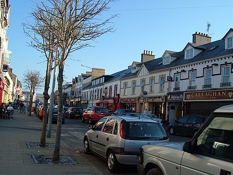 Visit Inishowen Tourist Office on your trip to Buncrana or Ireland
