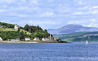 Strone, Cowal Human settlement in Scotland