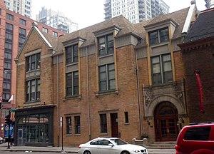 Louis Grell - Tree Studio art colony former building