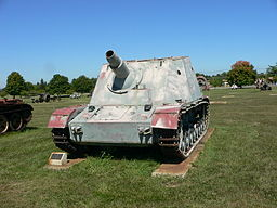 Sturmpanzer IV Grizzly bear 2