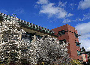 Seattle University -  Seattle University School of Law is located in Sullivan Hall