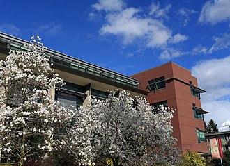 Seattle University -  Seattle University School of Law is located in Sullivan Hall