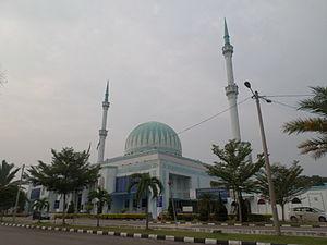Sultan Ismail Jamek Mosque - Image: Sultan Ismail Jamek Mosque