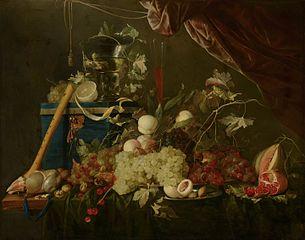 Nature morte et bijoux