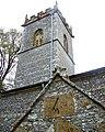 Sundial, St Martin's Church, Cheselbourne - geograph.org.uk - 1039815.jpg