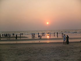 Sunset pyyambalam1.JPG