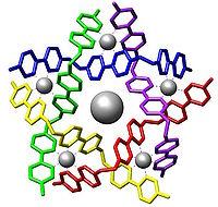 كيمياء الجزيئات الضخمة