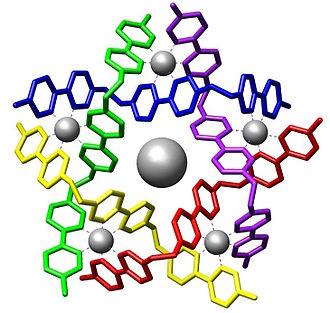 Supramolecular assembly - Image: Supramolecular Assembly Lehn