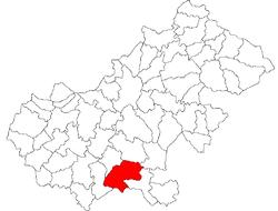 Vị trí của Supur