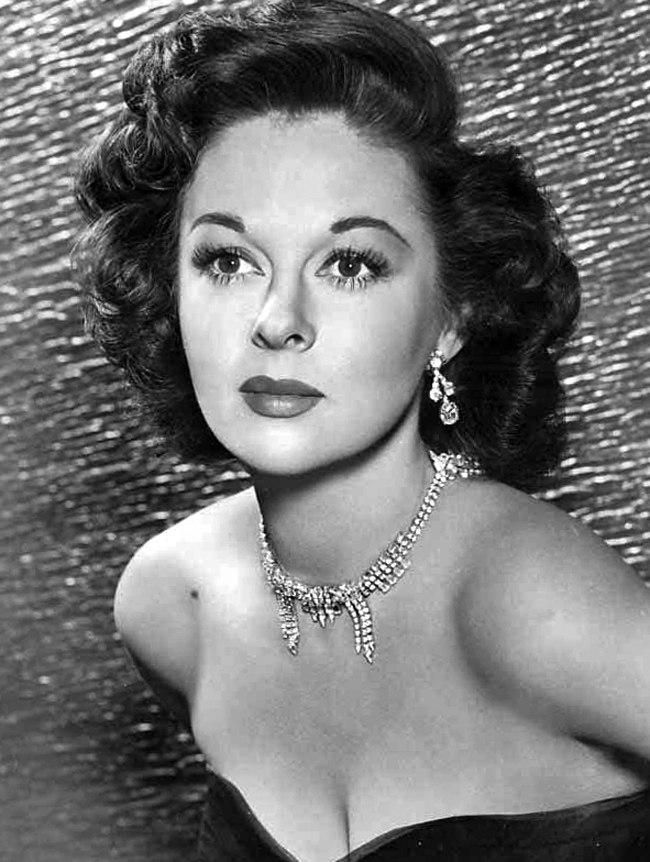 Susan Hayward - 1940s
