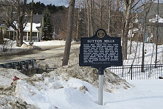 Sutton, New Hampshire Town in New Hampshire, United States