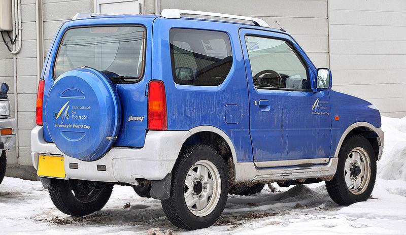 JB23型の特別仕様車2
